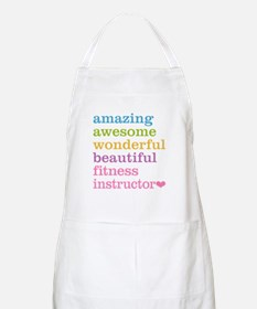 Fitness Instructor Apron