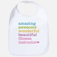 Fitness Instructor Bib