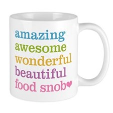 Food Snob Mug
