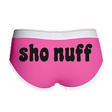 Sho nuff! 2 Women's Boy Brief