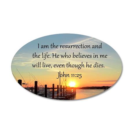 John 11:25-26 by Aaren Archer