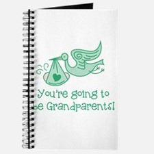 Going to be Grandparents Journal