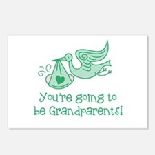 Going to be Grandparents Postcards (Package of 8)
