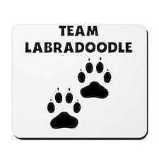 Team Labradoodle Mousepad