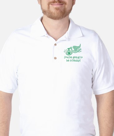 Going to be Daddy Golf Shirt