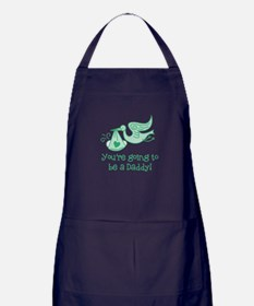 Going to be Daddy Apron (dark)