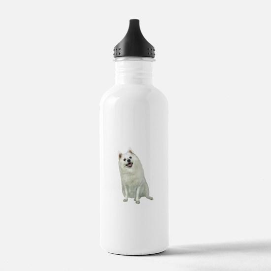 Japanese Spitz (A) Water Bottle