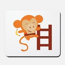 Monkeying Around! Mousepad