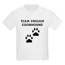 Team English Coonhound T-Shirt
