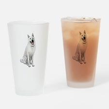 German Sheperd (gp) Drinking Glass