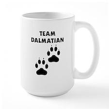 Team Dalmatian Mugs