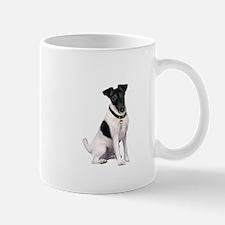 Smooth Fox T - (bw) Mug