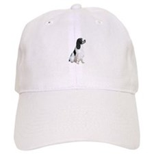 English Springer 1 Baseball Cap