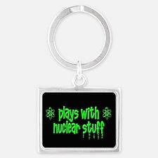 Nuclear Stuff Keychains