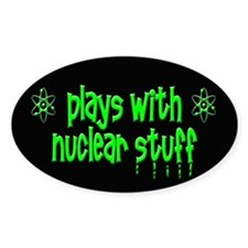 Nuclear Stuff Decal