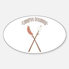 Gone Camping Decal