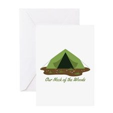 Off The Grid Greeting Cards