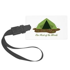 Off The Grid Luggage Tag