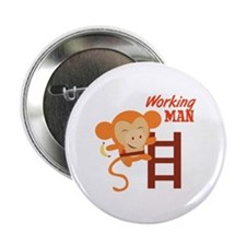 "Working Man 2.25"" Button (100 pack)"