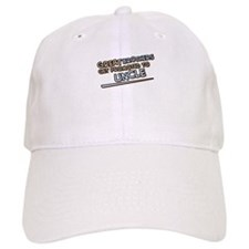 Great Brothers Get Promoted to Uncle Baseball Baseball Cap