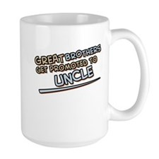 Great Brothers Get Promoted to Uncle Mugs