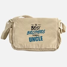 Great Brothers Get Promoted to Uncle Messenger Bag