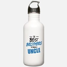 Great Brothers Get Promoted to Uncle Water Bottle