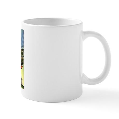 Greetings from Arkansas Mug