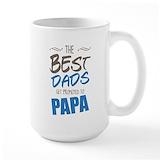 Papa Large Mugs (15 oz)