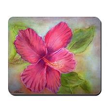 """""""Kauai Hibiscus"""" Mousepad"""