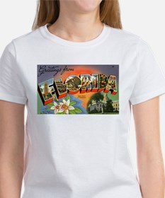 Greetings from Florida Women's T-Shirt
