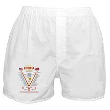 U.S. CIVIL WAR BATTLE OF ANTIETAM Boxer Shorts