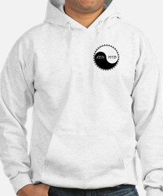 Hoodie - Front Pocket And Back Center