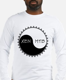 Long Sleeve T-Shirt - Front Centered