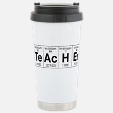 Unique Periodic table Travel Mug