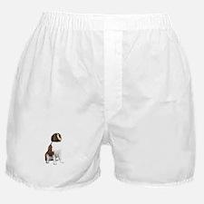 St Bernard #1 Boxer Shorts
