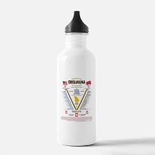 CHICKAMAUGA, GA UNITED Water Bottle