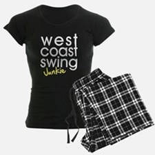 West Coast Swing Junkie pajamas