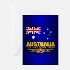 Australia (v15) Greeting Cards