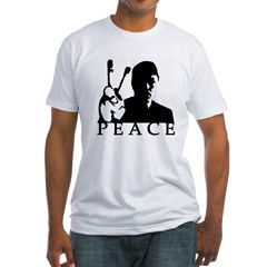 Shadowed Peace Hand Shirt