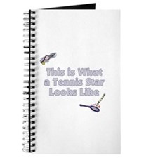 This is a Tennis Star Journal