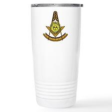 Past Masters Travel Coffee Mug
