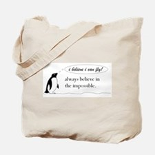 Cute Cute penguin Tote Bag