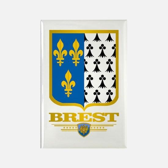 City of Brest Magnets
