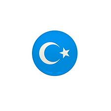 Uyghur Mini Button (10 pack)