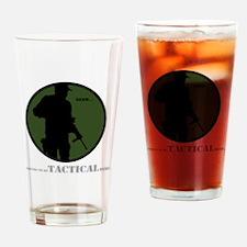 Mercenary Drinking Glass