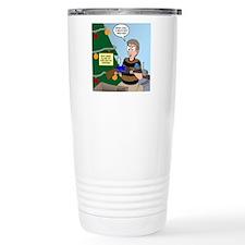 supervillain christmas Travel Mug