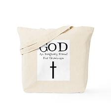 Cute Imaginary friend Tote Bag