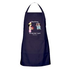 Cute Drive Apron (dark)