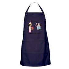 Unique Drive Apron (dark)